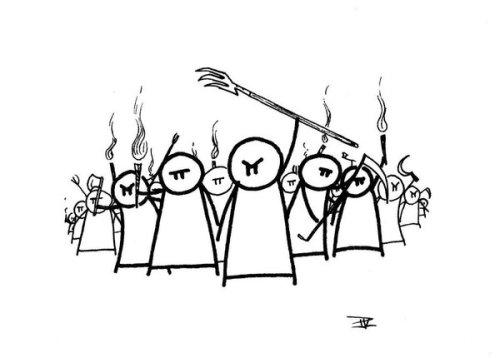 Burn the Infidels